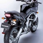 2007 VERSYS BLACK REAR