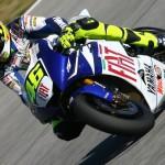 Valentino Rossi Bridgestone Jerez